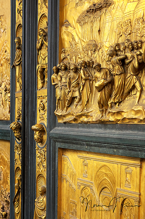 ITL319: Florence, Italy - Ghiberti's doors