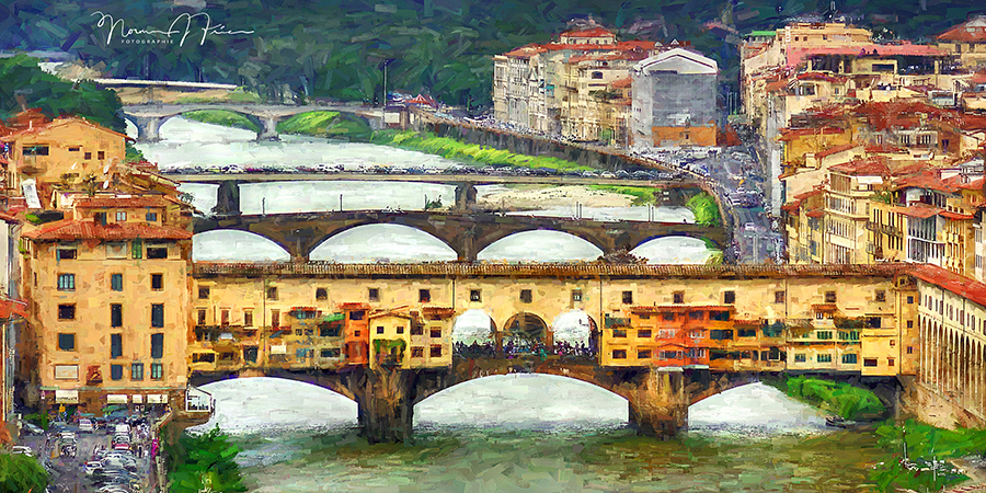 ITL321: Florence, Italy - Ponte Vecchio
