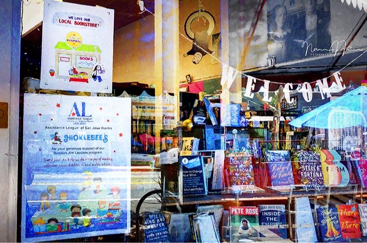 """""""Local bookstore"""""""