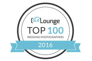 100 BEST WEDDING PHOTOGRAPHERS IN THE U.S. AND CANADA FOR 2016