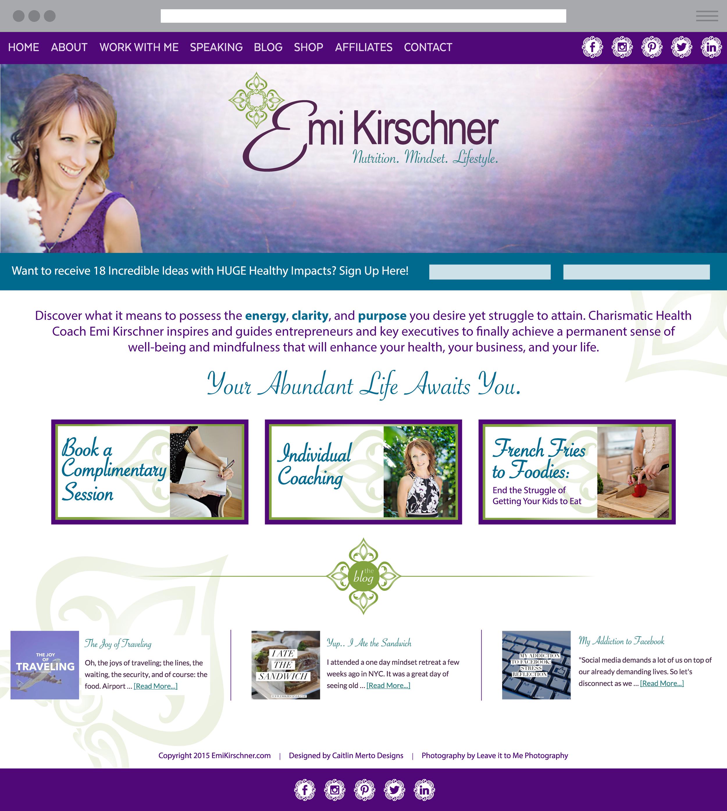 EmiKirschner.com