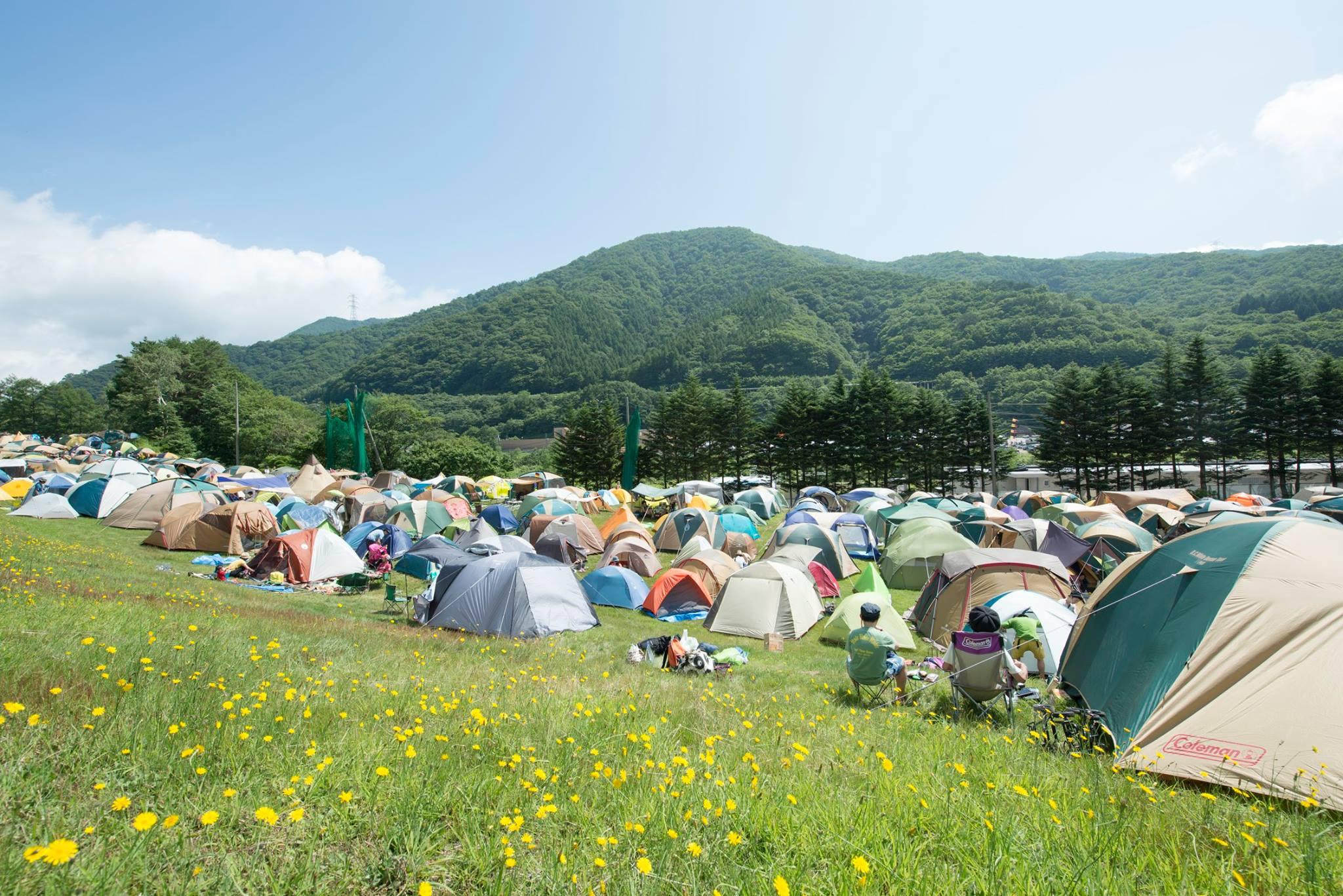 Photo Credit: Fuji-Rock