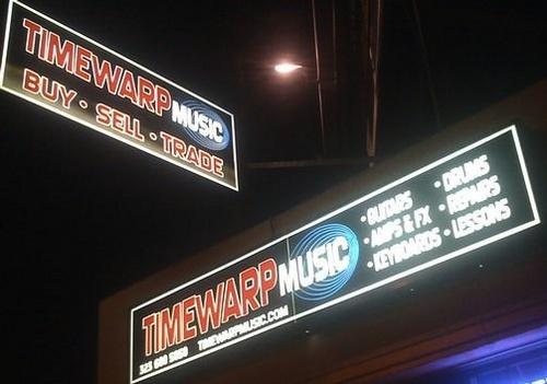 Photo credit: Timewarp Music