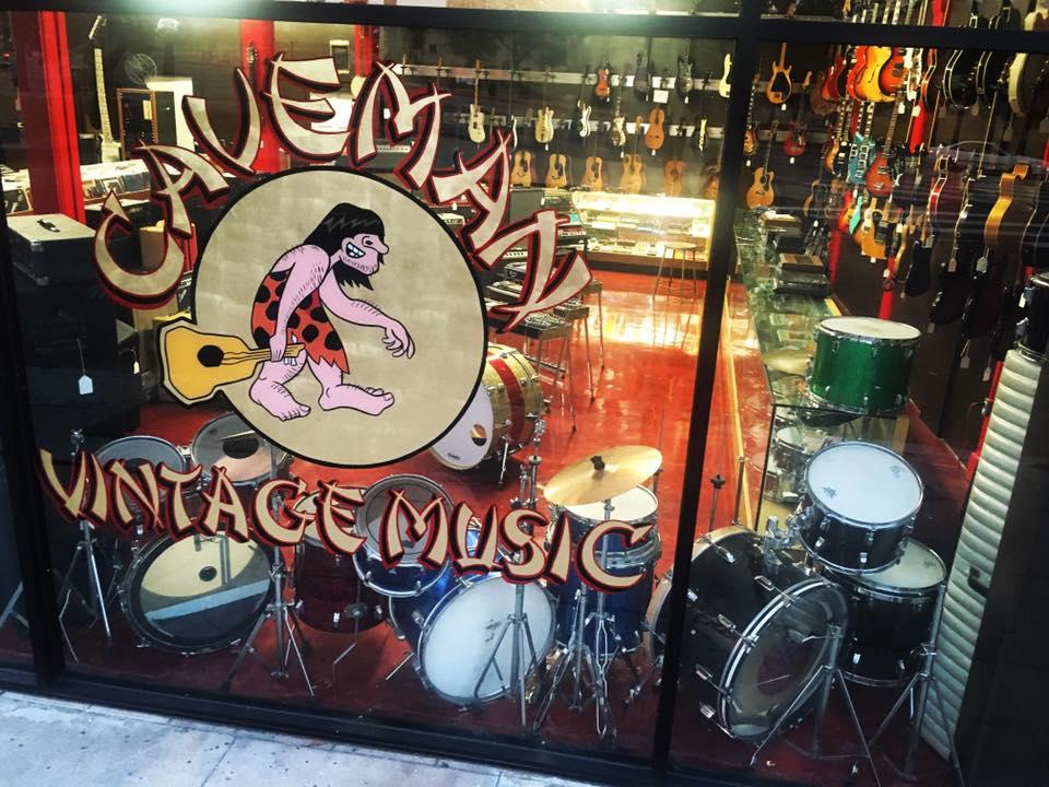 Photo credit: Caveman Vintage Music