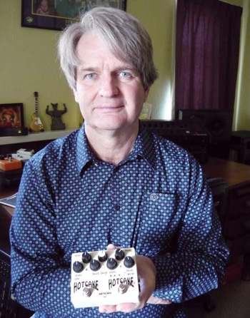 Paul Crowther featured on Premier Guitars:  5 Boutique Stompbox Builders You Should Know