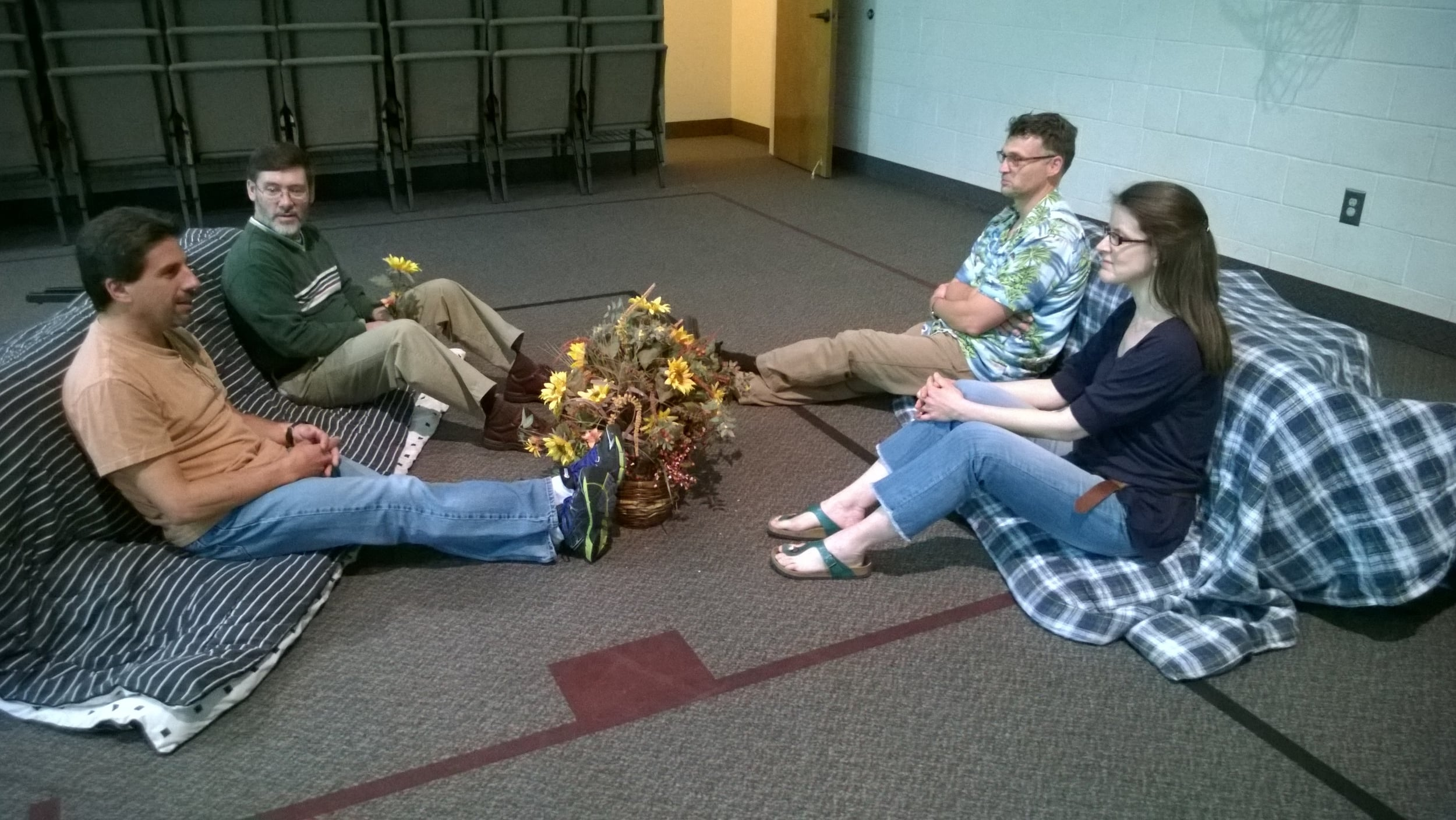 Church Group Training