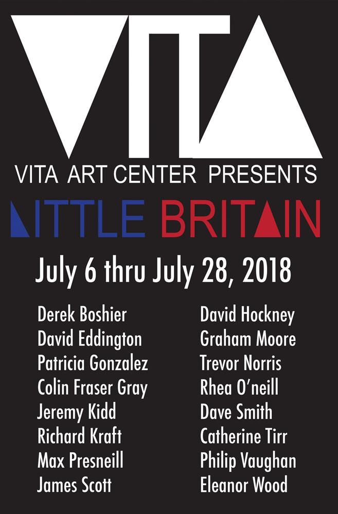 LITTLE BRITAIN, July 6 thru July 28, 2018