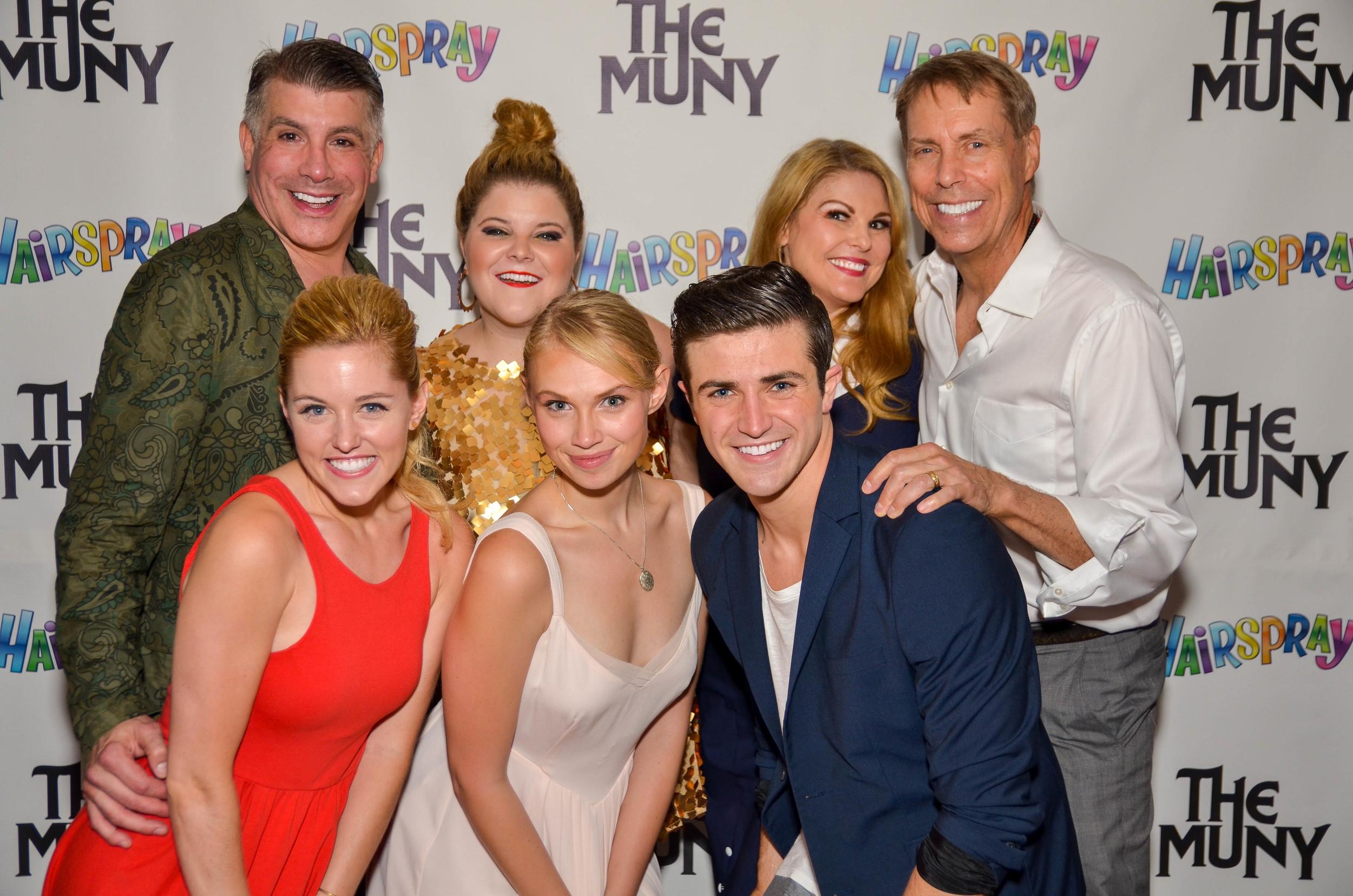 Opening Night of Hairspray @ The Muny