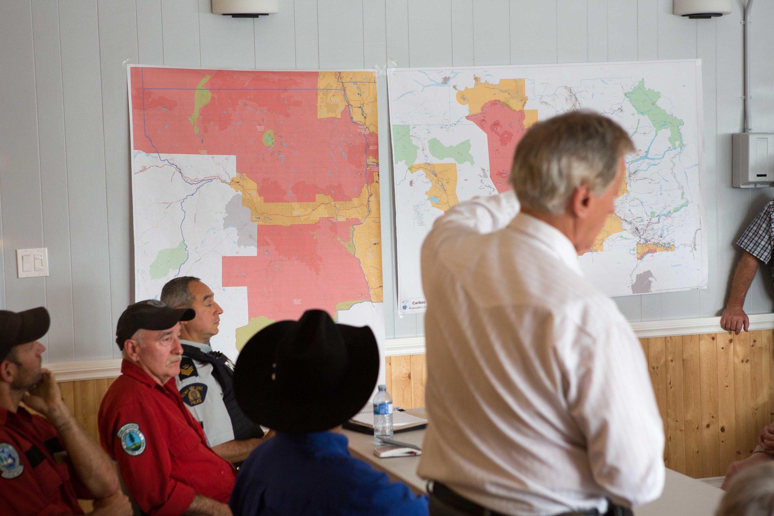Al Richmond, Cariboo Regional District - Chair