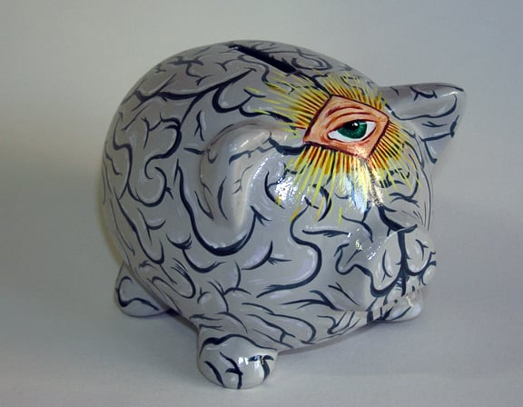 Brain Pig