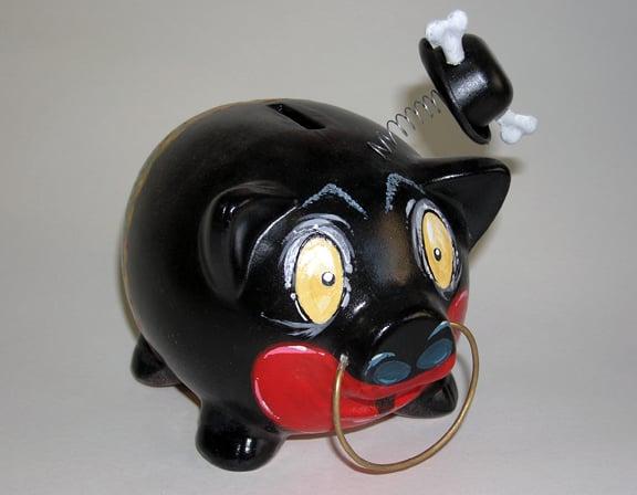 Dr Livingston? Pig