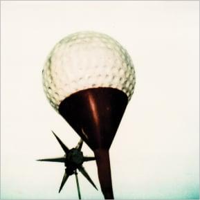 Big Golf Ball