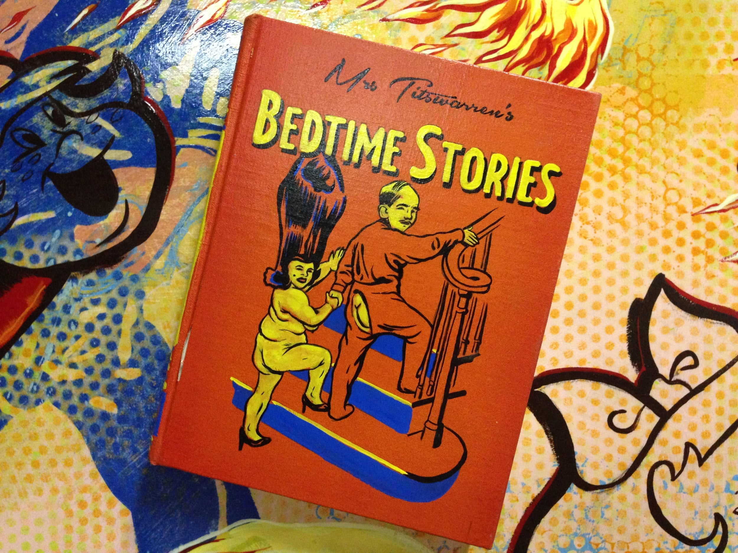 Mrs Titswarren Bedtime Stories (Book Detail)