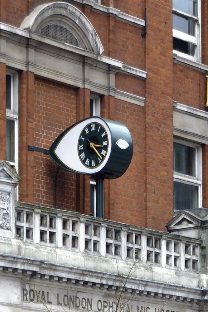 USHERS SYNDROME  Moorfields Eye hospital