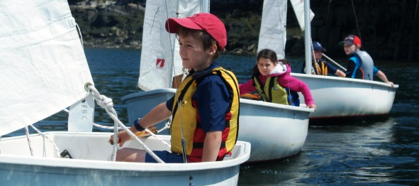 Rockport Boat Club - Youth Adventuring