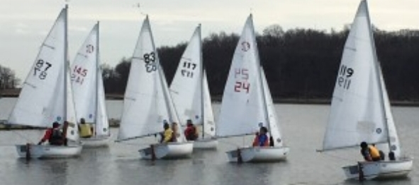 Huguenot Yacht Club - Adult Frostbiting