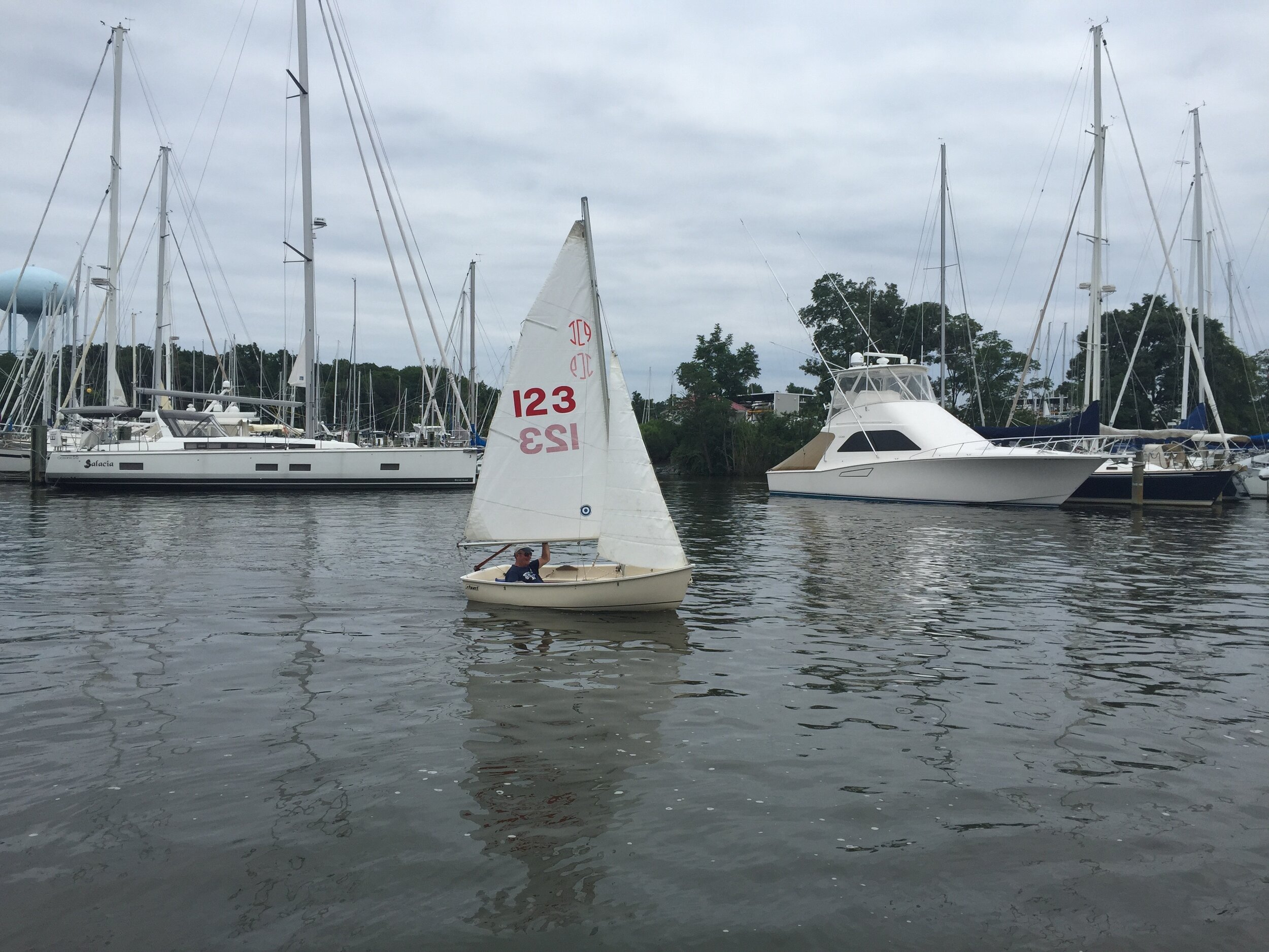 Exploring Annapolis Harbor