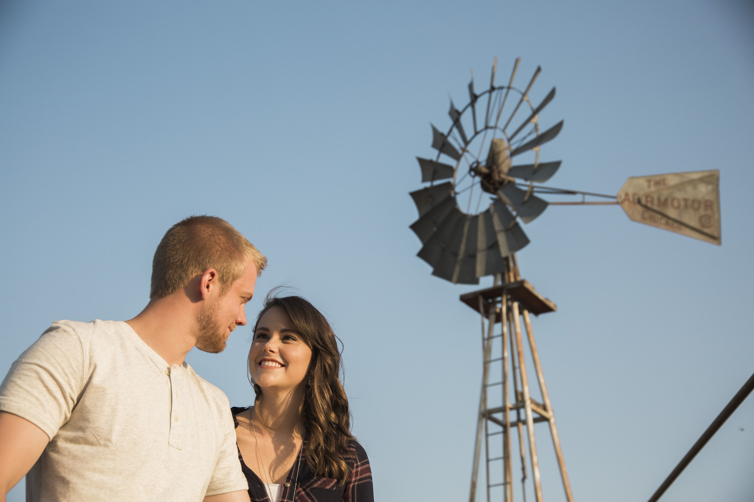 Cheyenne engagement pictures