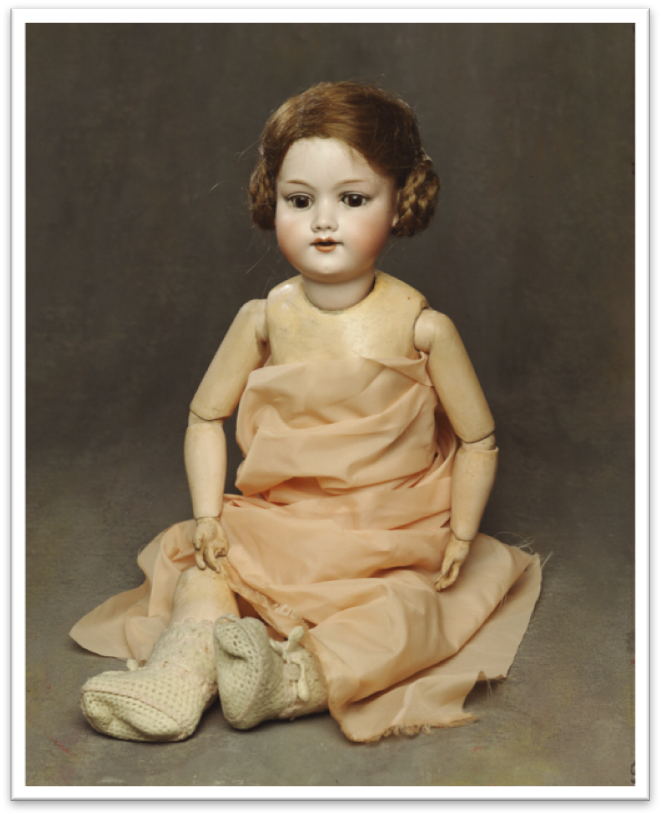 Zofia     Burowska's     Doll
