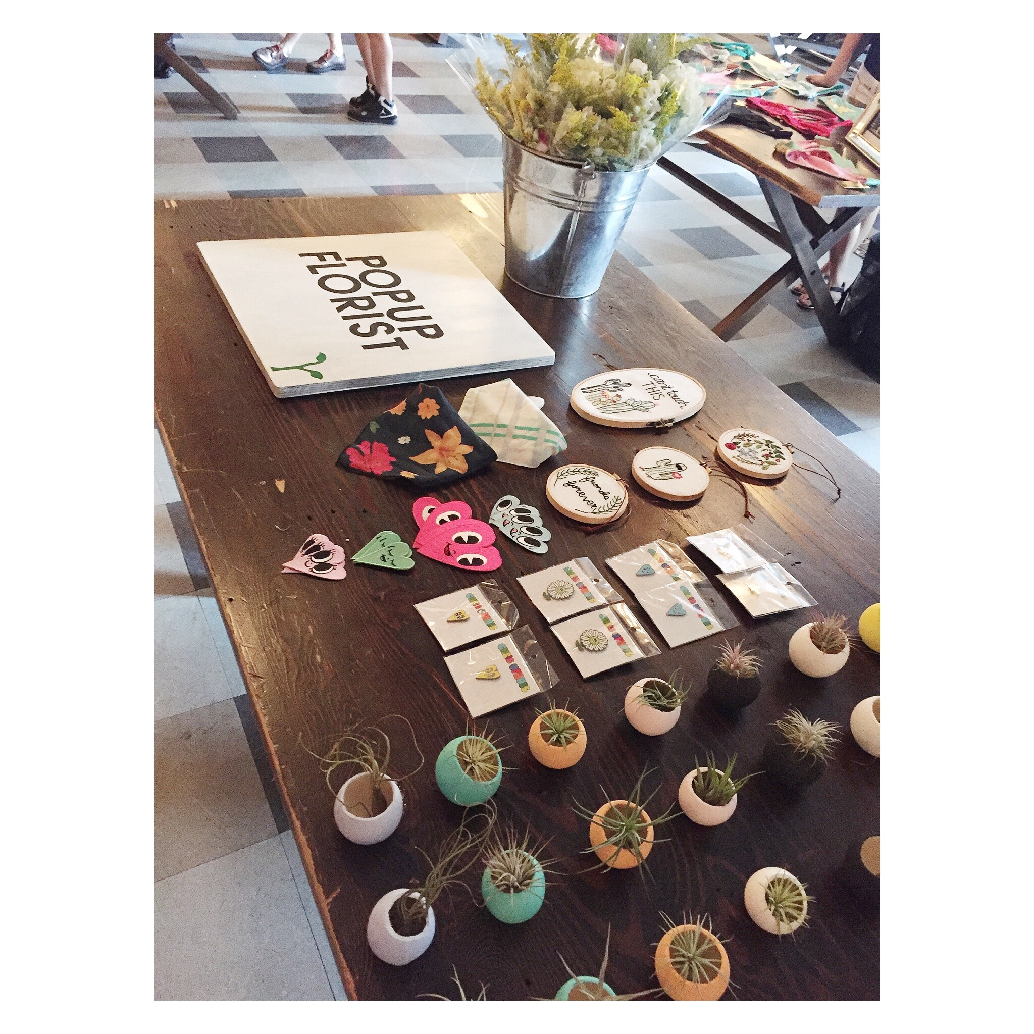 Soho House Summer POPUP Market, June 2016