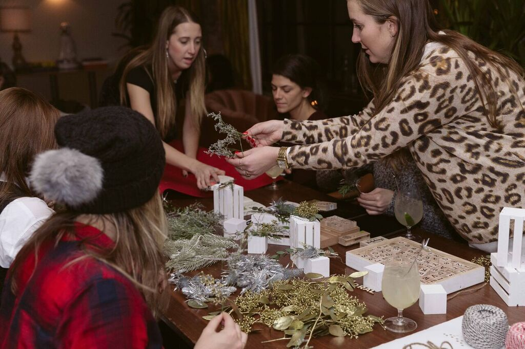 Ludlow House Holiday Workshop