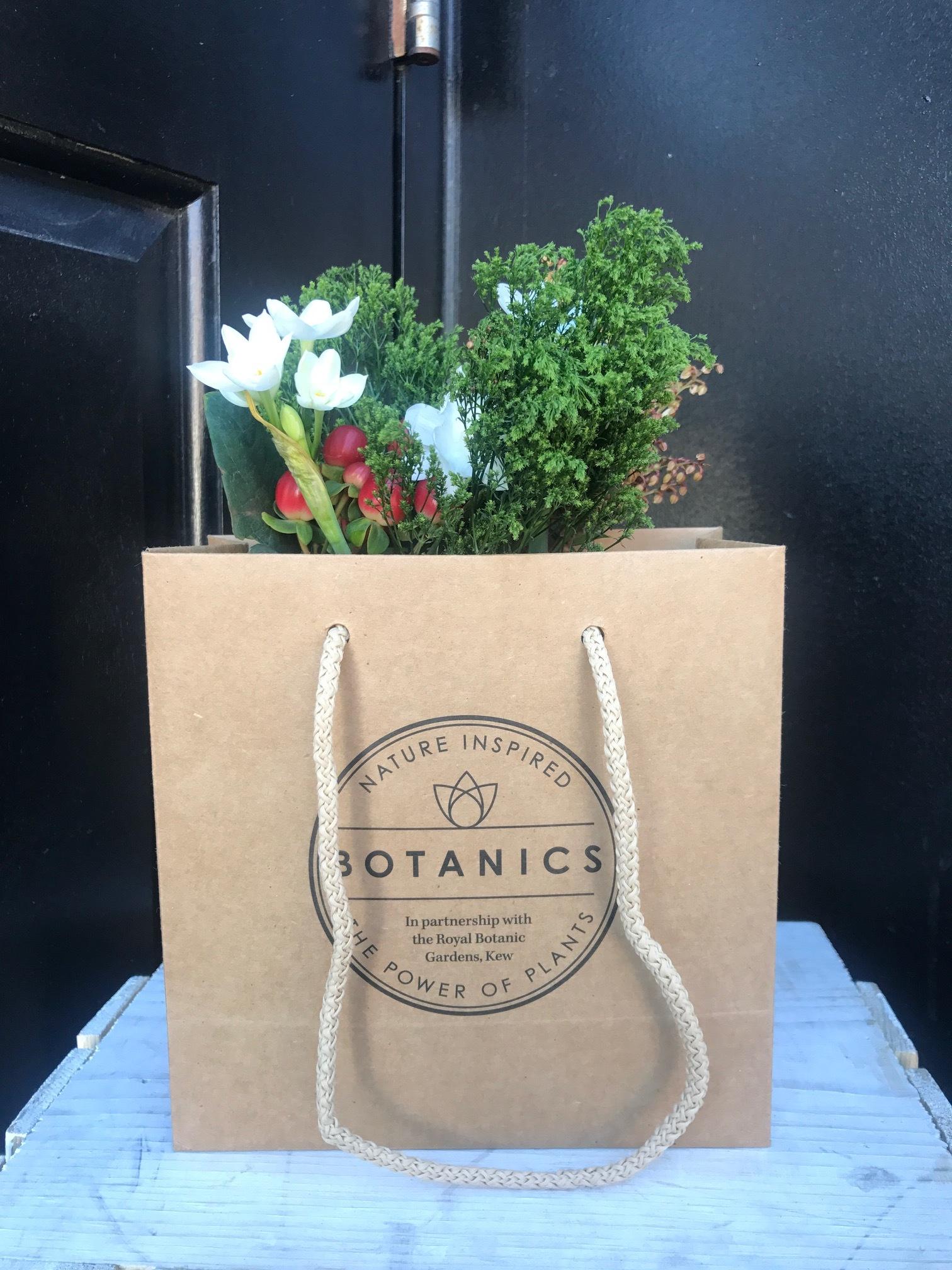 Botanics Save the Date