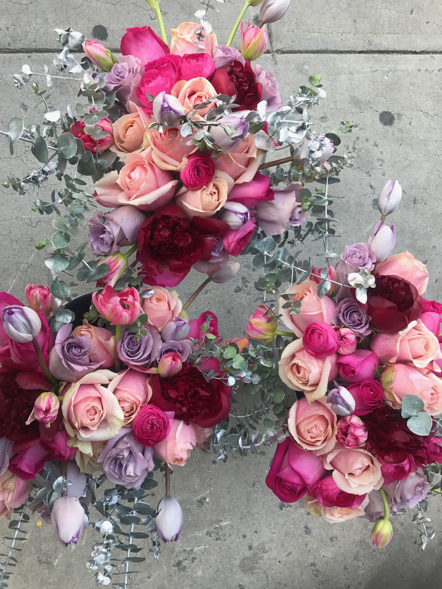 Flowerbomb Bouquets