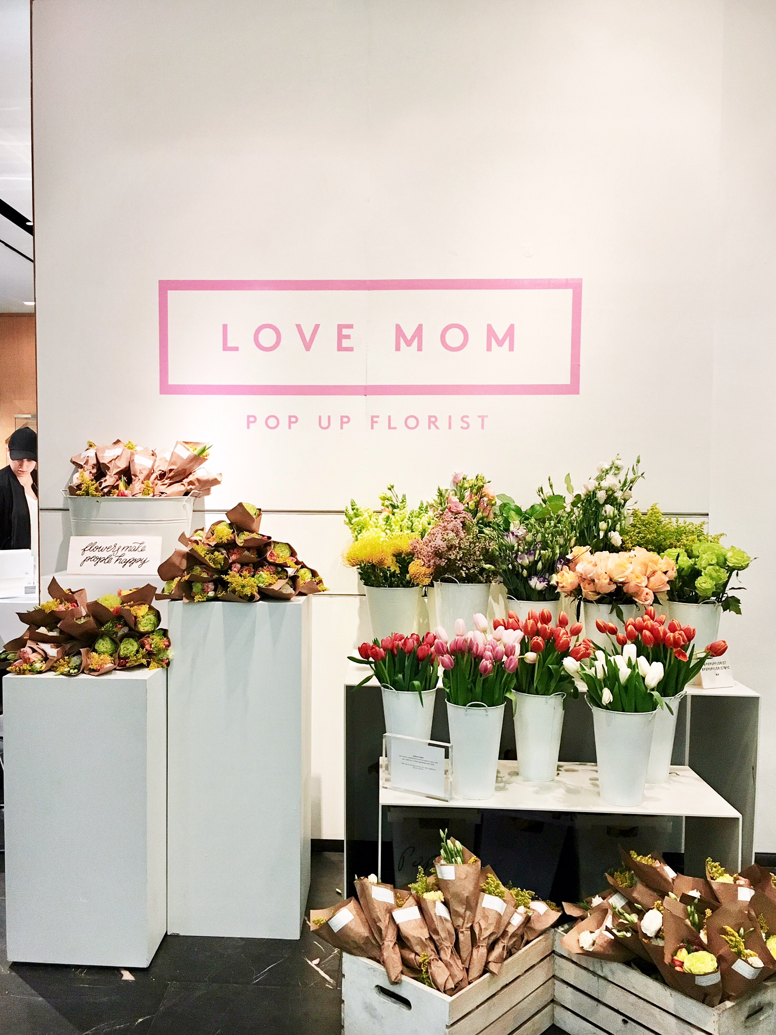 Barney's Madison Avenue Mother's Day Popup
