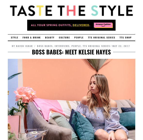 Taste the Style: Boss Babes