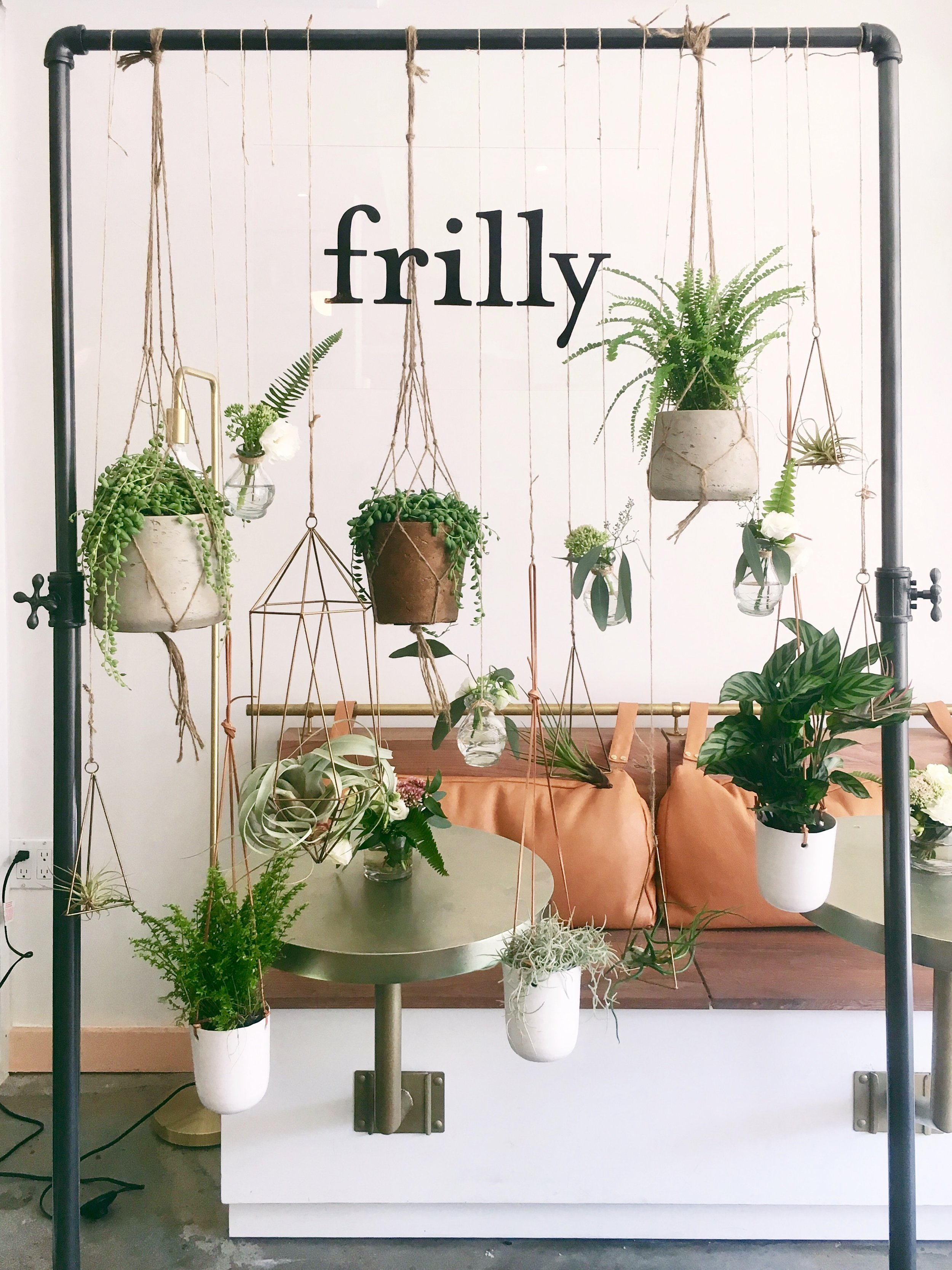 The Frilly at Chillhouse