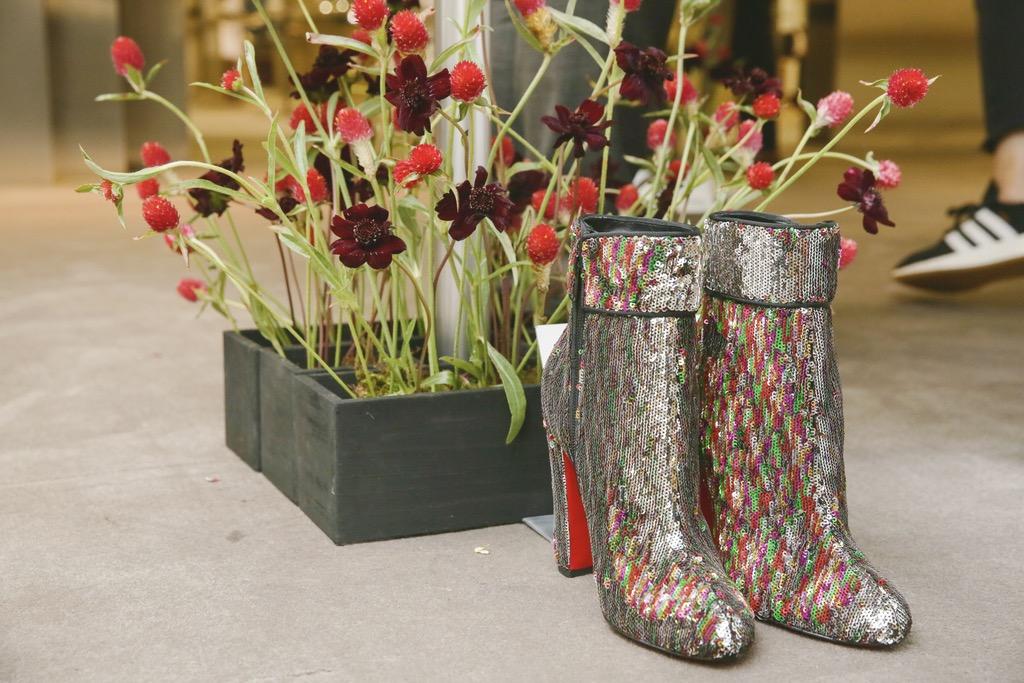 Barneys Fashion Week Shoe Event