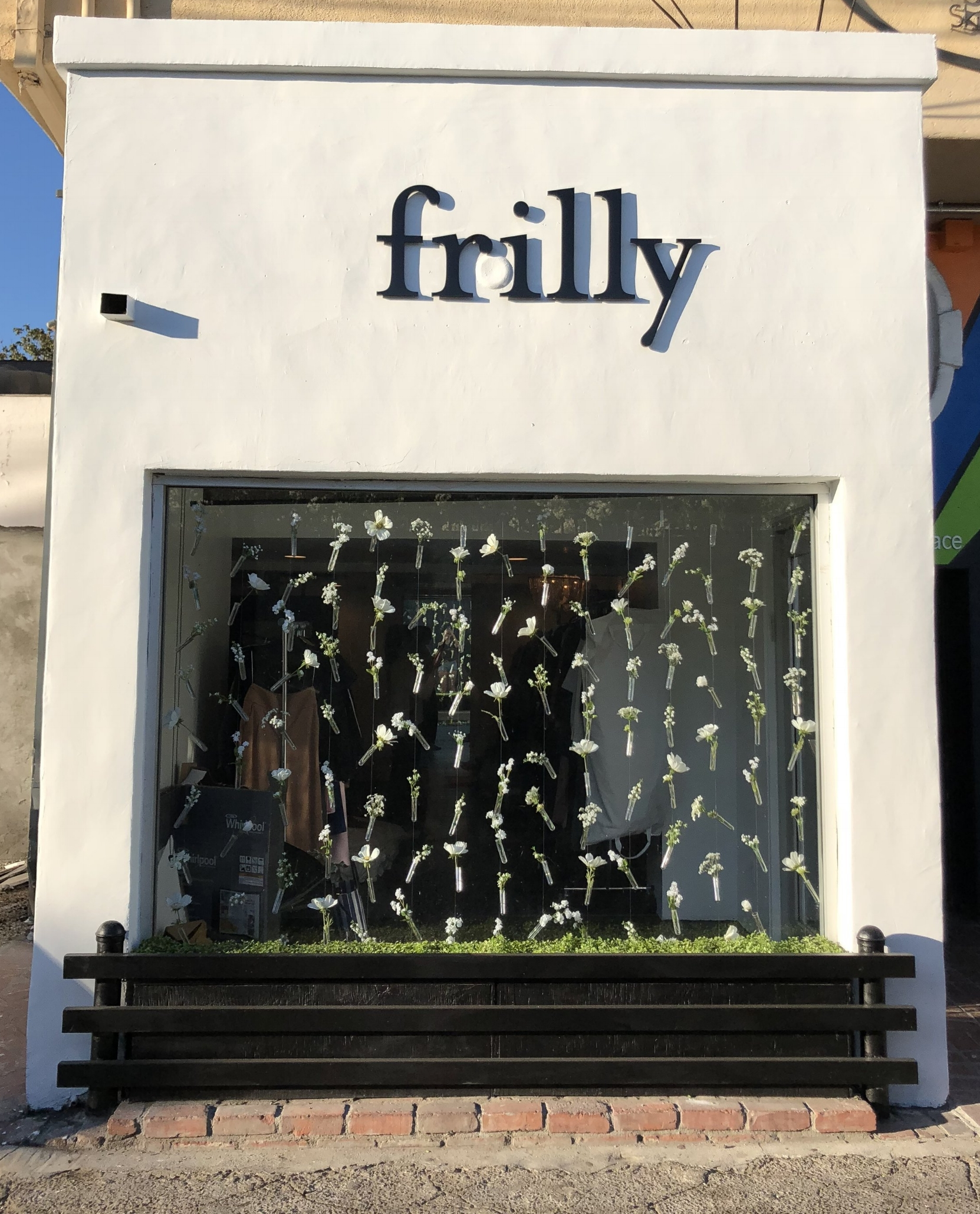 The Frilly Showroom