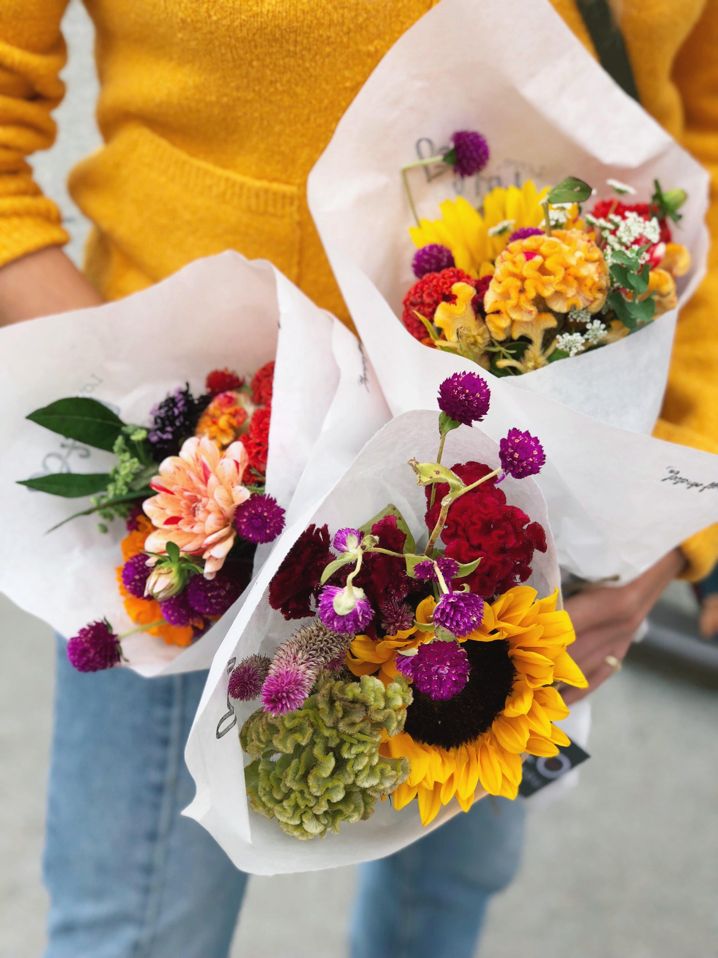 Loft x Chris Uphues Florals