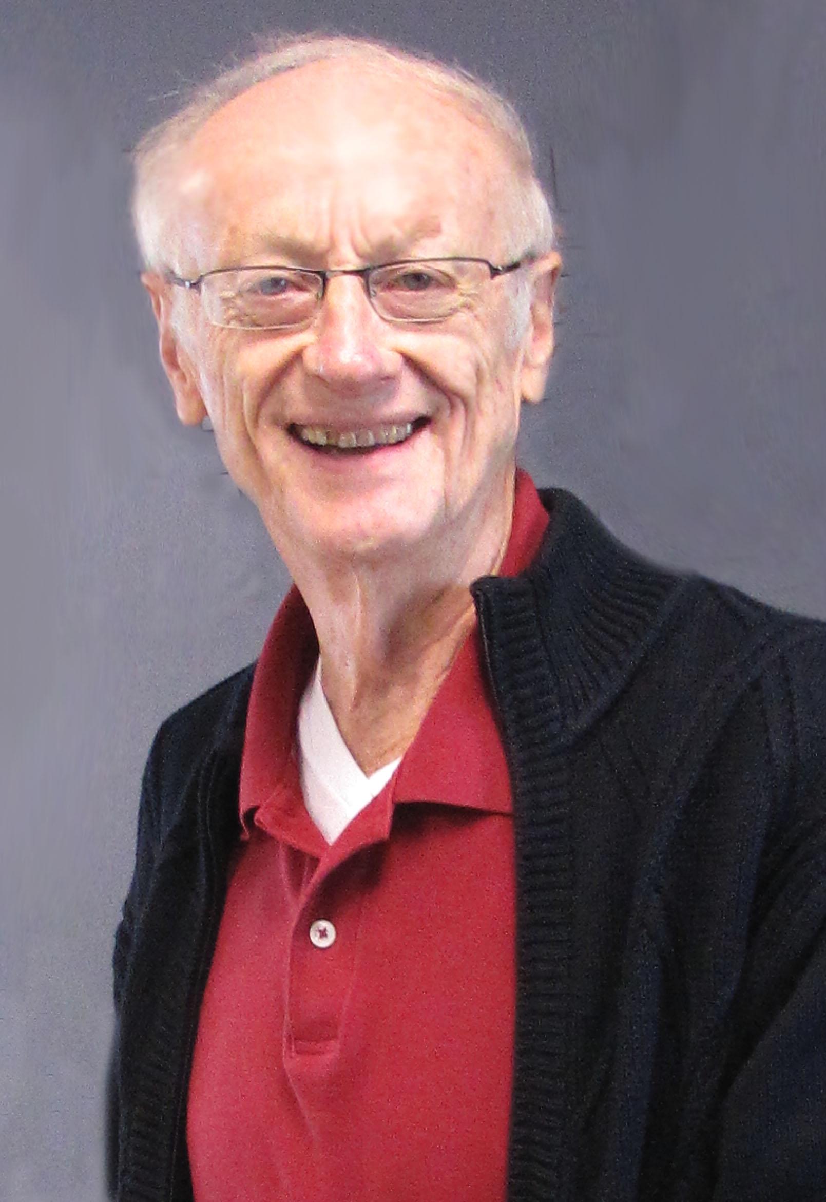 Dr. J. E. Harvey Martin, PhD     Adjunct Faculty