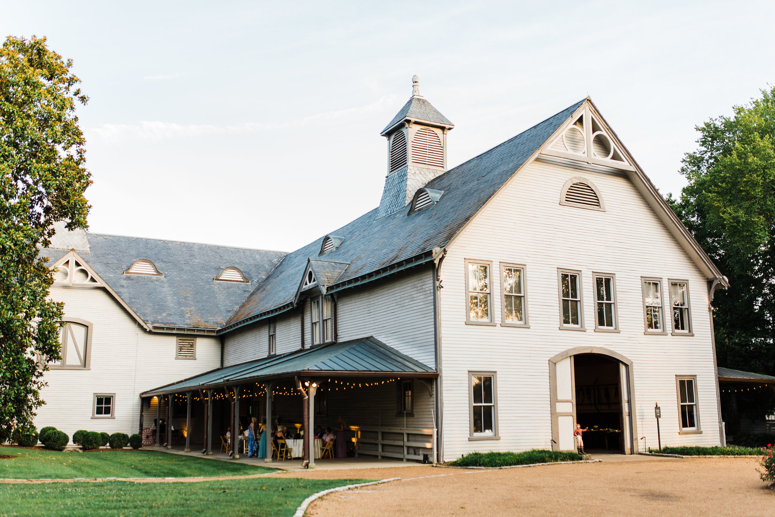 Ally + Ryan | Belle Meade Plantation