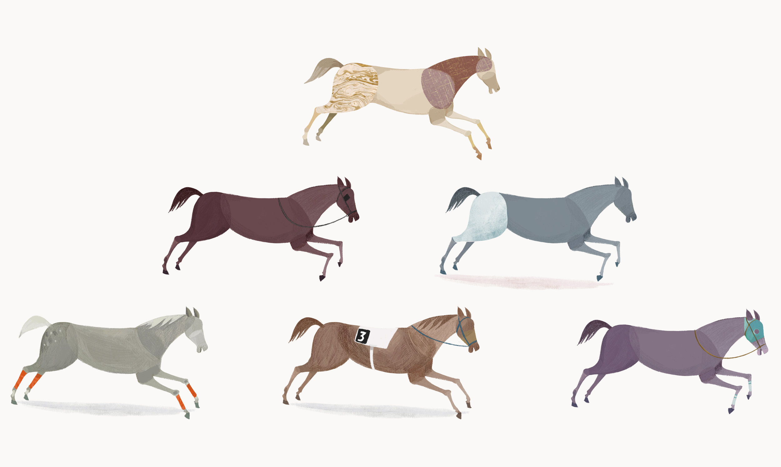 Horses poster!