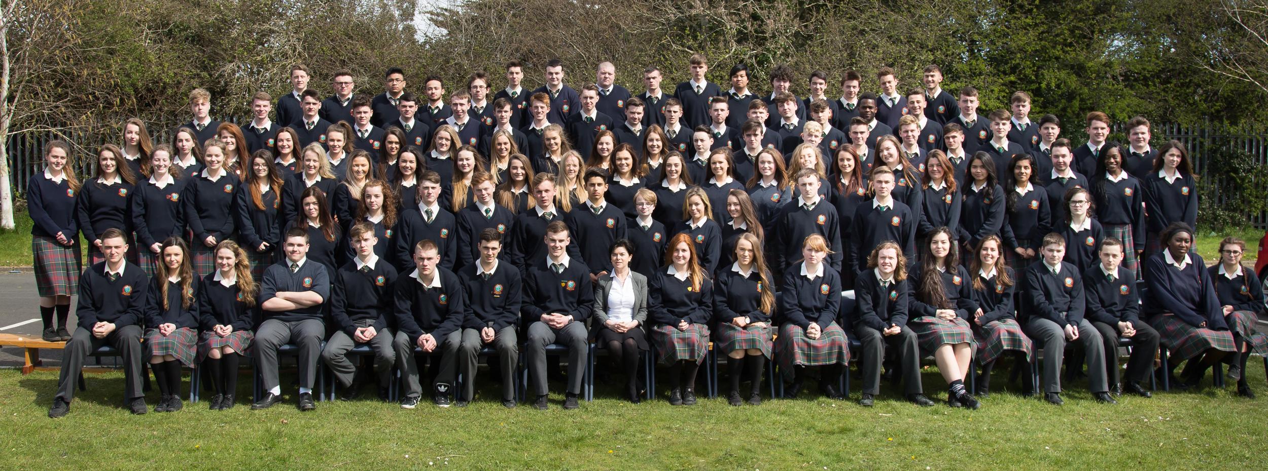 Graduating Class 2016
