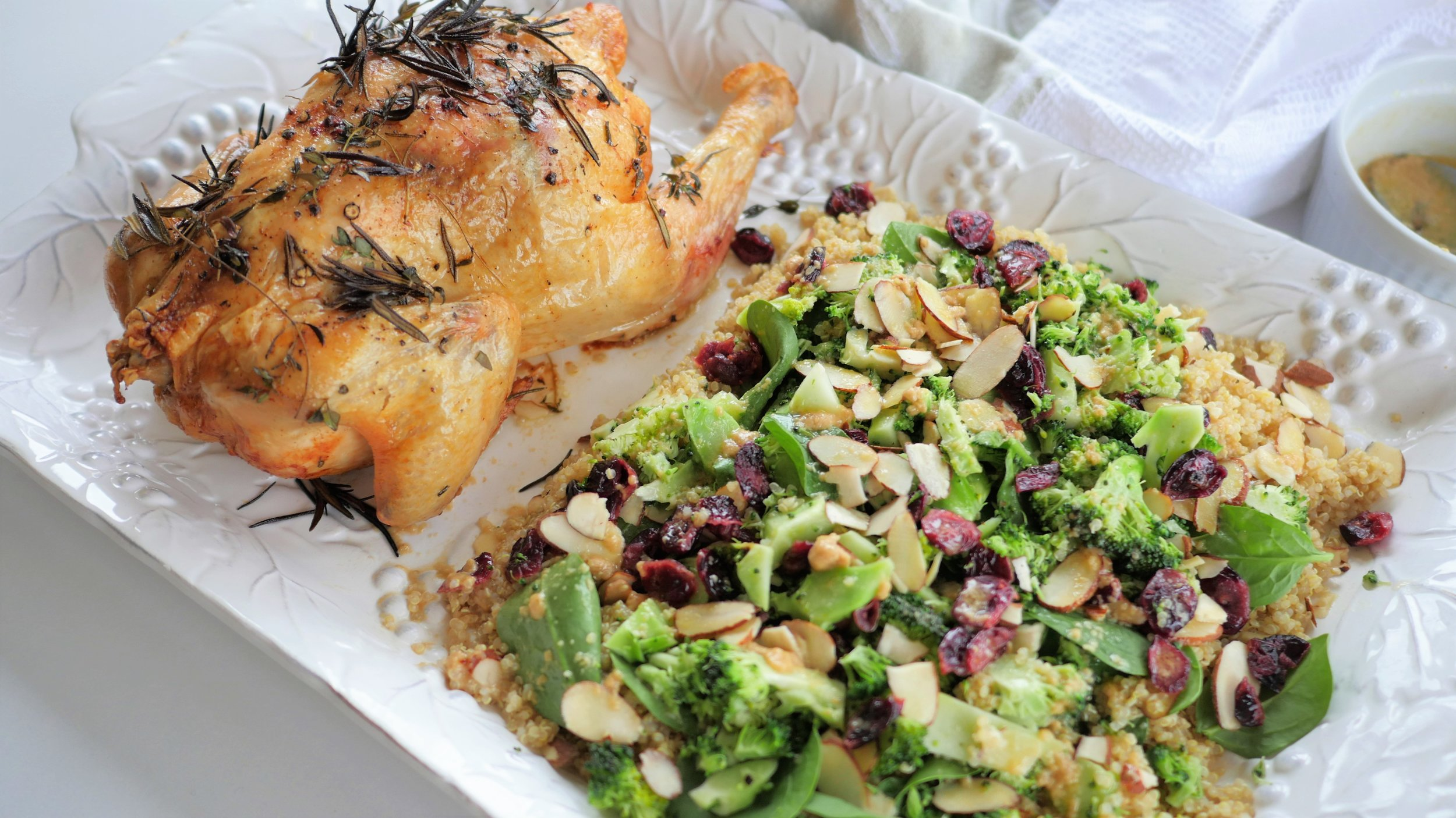 Christmas Roast Chicken + Salad - Natalie Brady.2..jpg