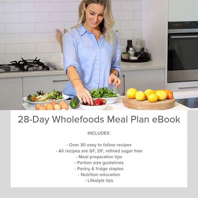 "If seeing a nutritionist is out of your price range I have PERFECT place for you to start.  For only $29.95 you can purchase my My 28-Day Wholefoods Meal Plan eBook 🙌🙌. In this eBook I show you how deliciously simple it can be to eat nutritious whole foods🥑🥒🥕🍞🍳🍗🥞. If you want to give your health a boost but don't know where to start, or you want to stop ""dieting"" and calorie counting and say hello 👋 to nutrient-rich whole foods then this 28 Day Wholefoods Meal Plan is for you! ⠀⠀⠀⠀⠀⠀⠀⠀⠀ If you have any questions about this eBook DM me or leave a comment below 😊 #NBnutritionist #holisticnutritionist #aucklandnutritionist . . . . . . . . . . #mindbodygreen #organicgreens #vegenation #plantbasedrecipes #wholefoodsimply  #plantbasedprotein #dopemealplanner #fitvegetarian #vegetarianaf #radplantlife #wholefoodsfaves #whatieatinaday #nourishyourself #whattheheath #eatwellbewell #thenewhealthy #greenlifestyle  #eatinggood #healthymealplan #eatmoreplants #ieatplants #hautescuisines #forksoverknives #healthcoachlife #healthylivingjourney #easymealplans #nutritionisteats"