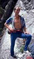 The Swami Belt, as showcased by international supermodel Studs McSashay.