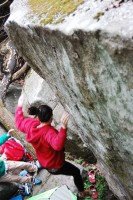 boulderfalling