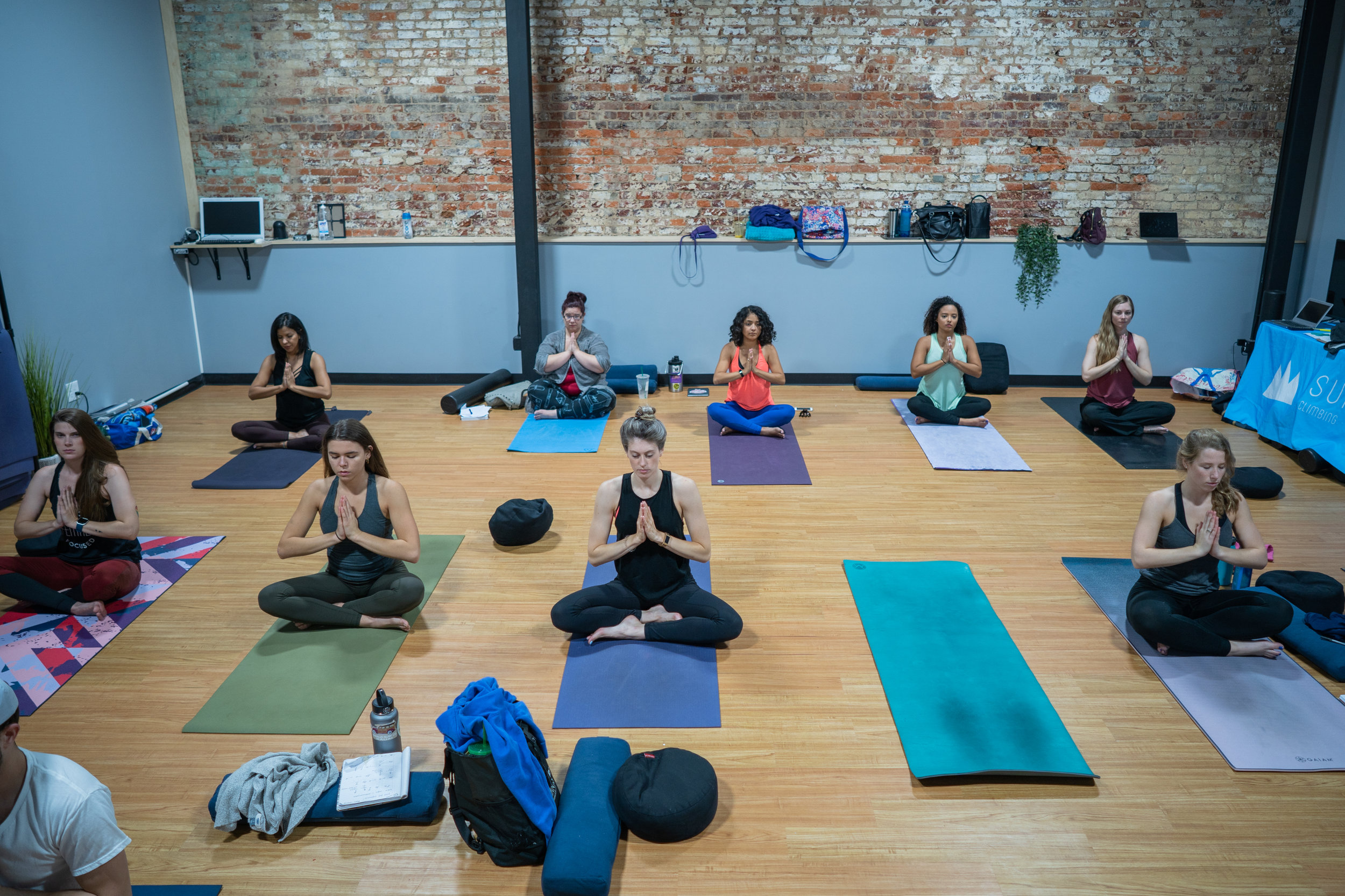 Summit Yoga School   Our 200 hour accredited teacher training program will help you do that. Next course starts January 11th at Summit Dallas!   More info