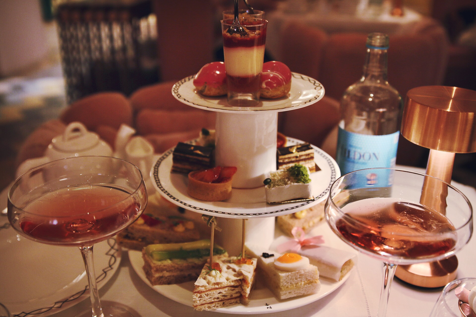 The Champagne Afternoon Tea