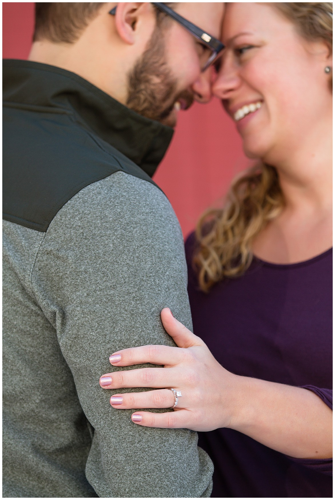 Rachael & CJ Engagement