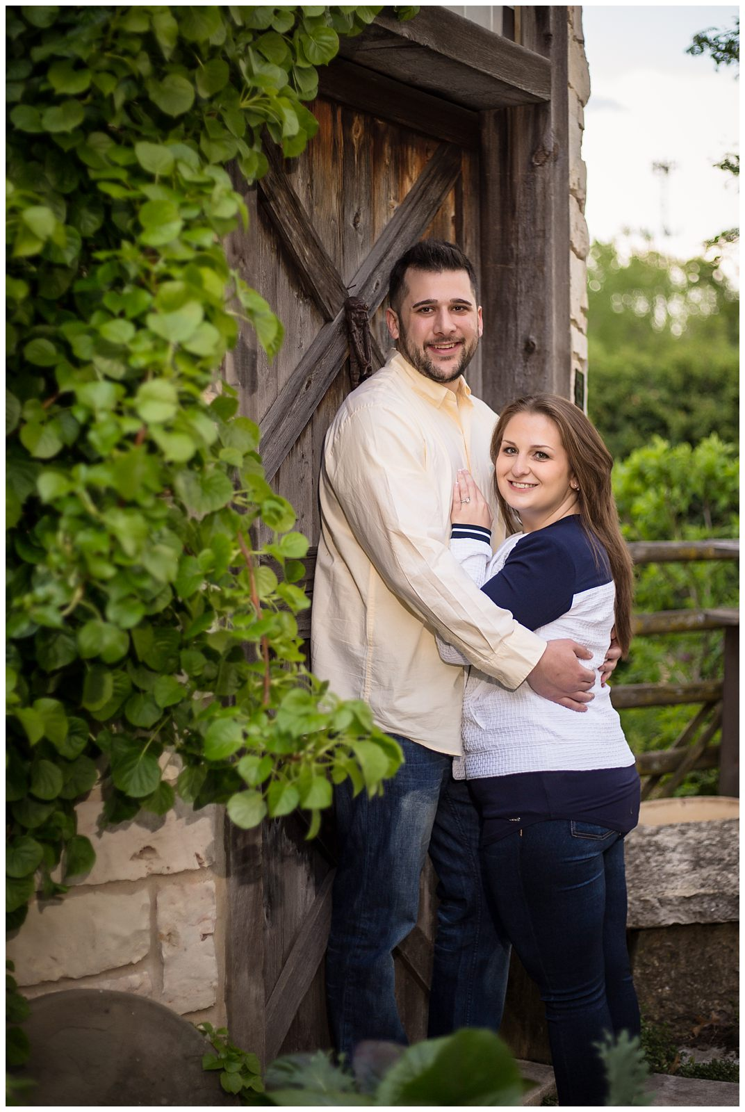 Ellyn and Jack Engagement