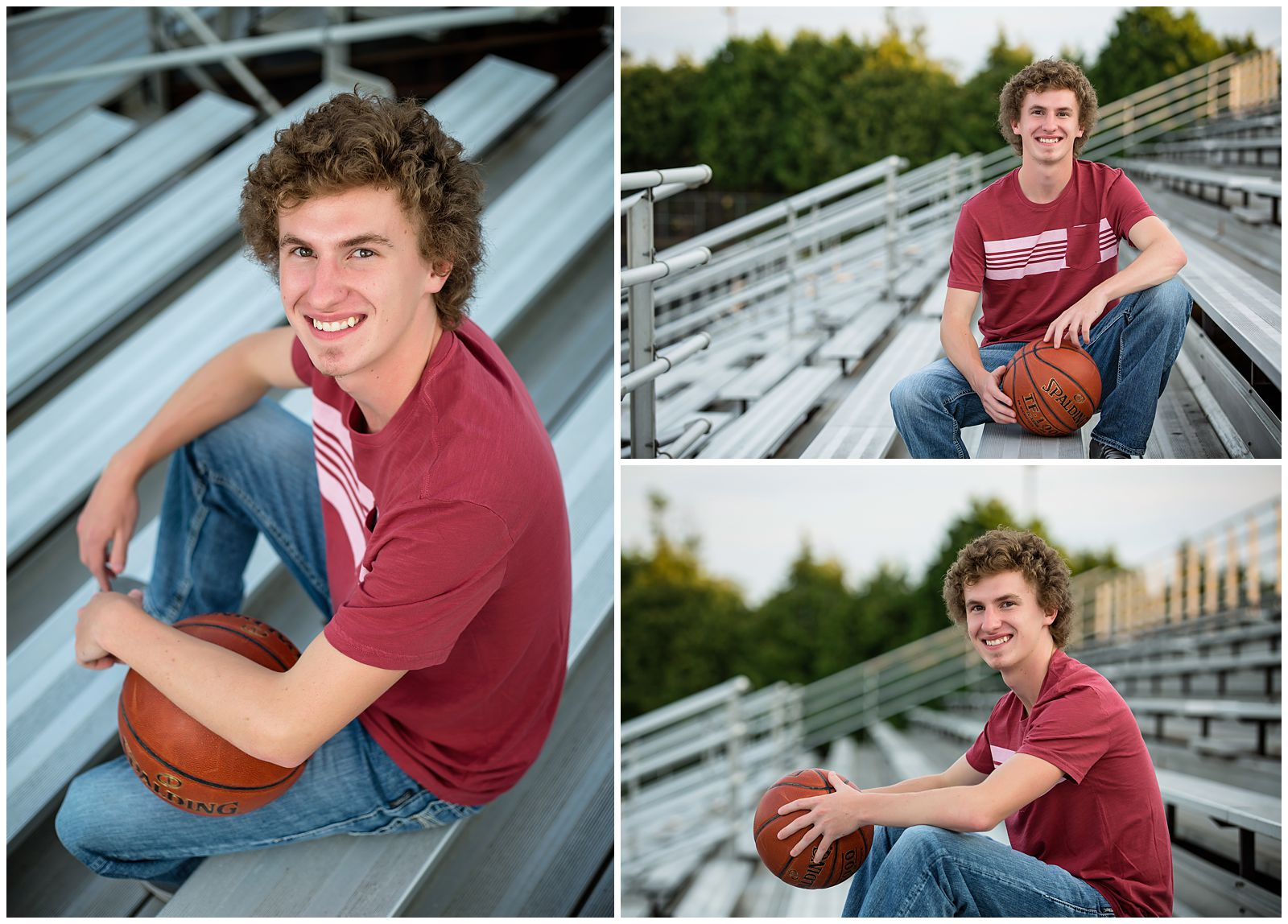 Sawyer | Class 2018 | Cj Photography