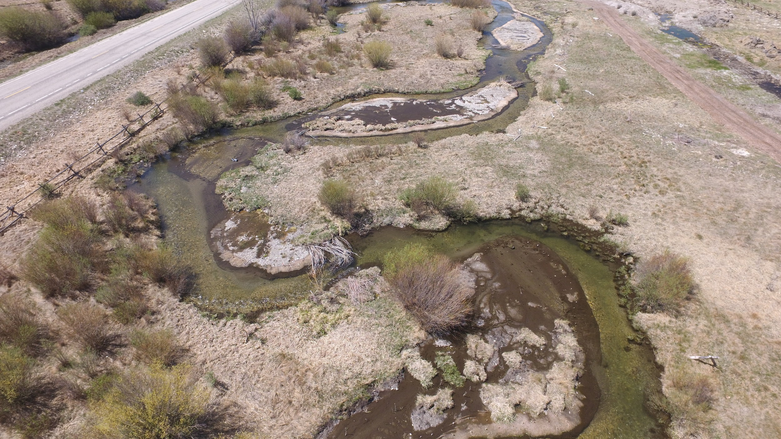 Project Highlights - · Relocated stream segments to utilize existing native vegetation to create immediate increases in shade conditions· Created channel constrictions to allow the channel to scour pools and deepen the channel· Utilized a diversity of treatment types to enable comparison and evaluation of best practices for future projects