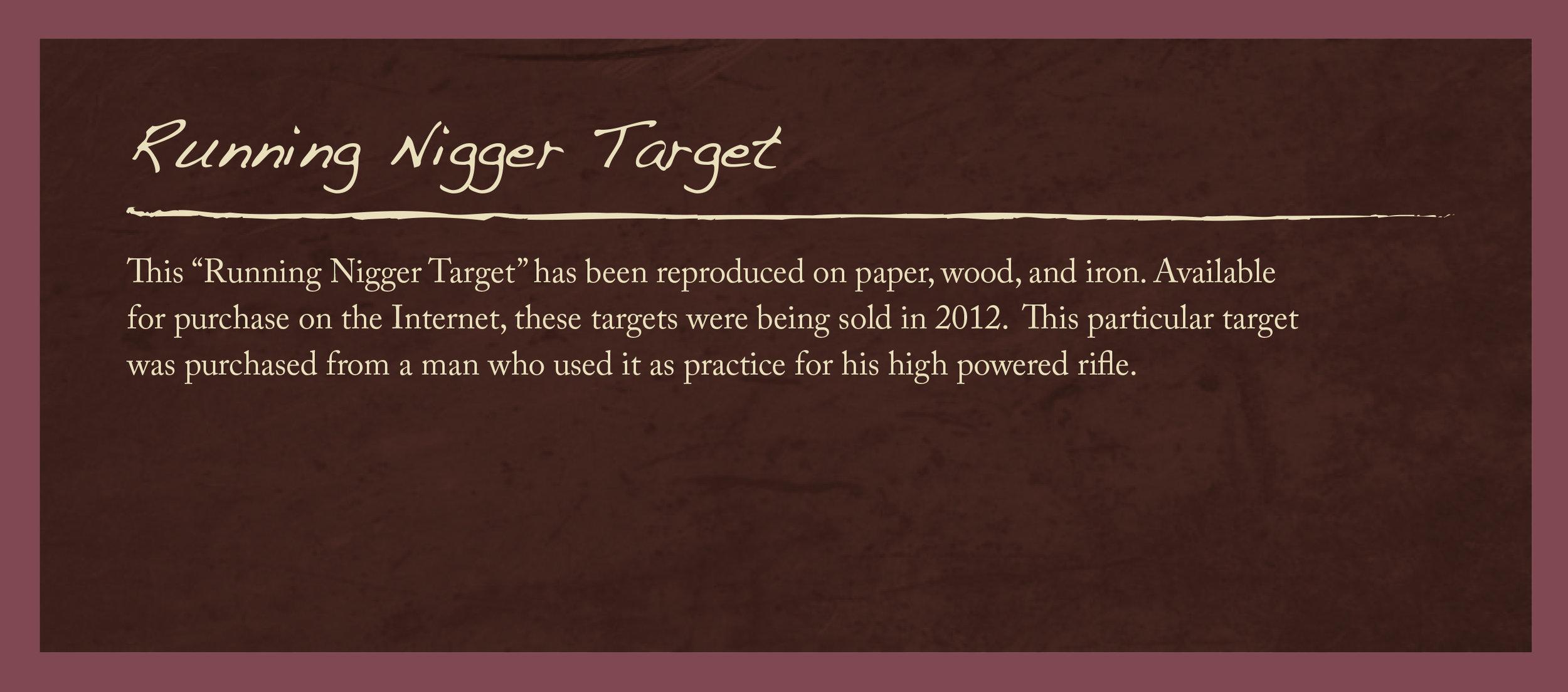 Running Nigger Target.jpg