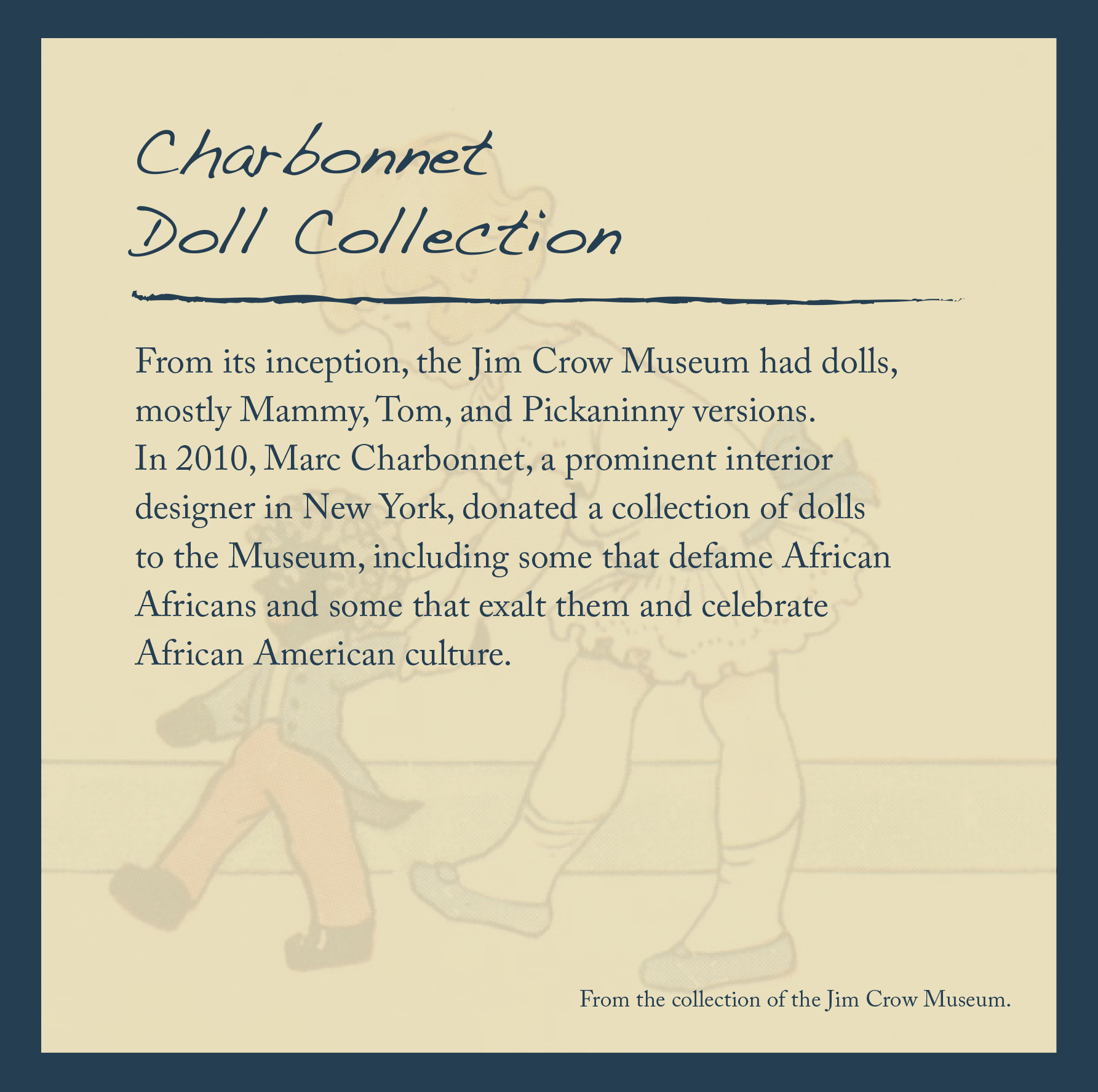 Charbonnet Doll Collection.jpg