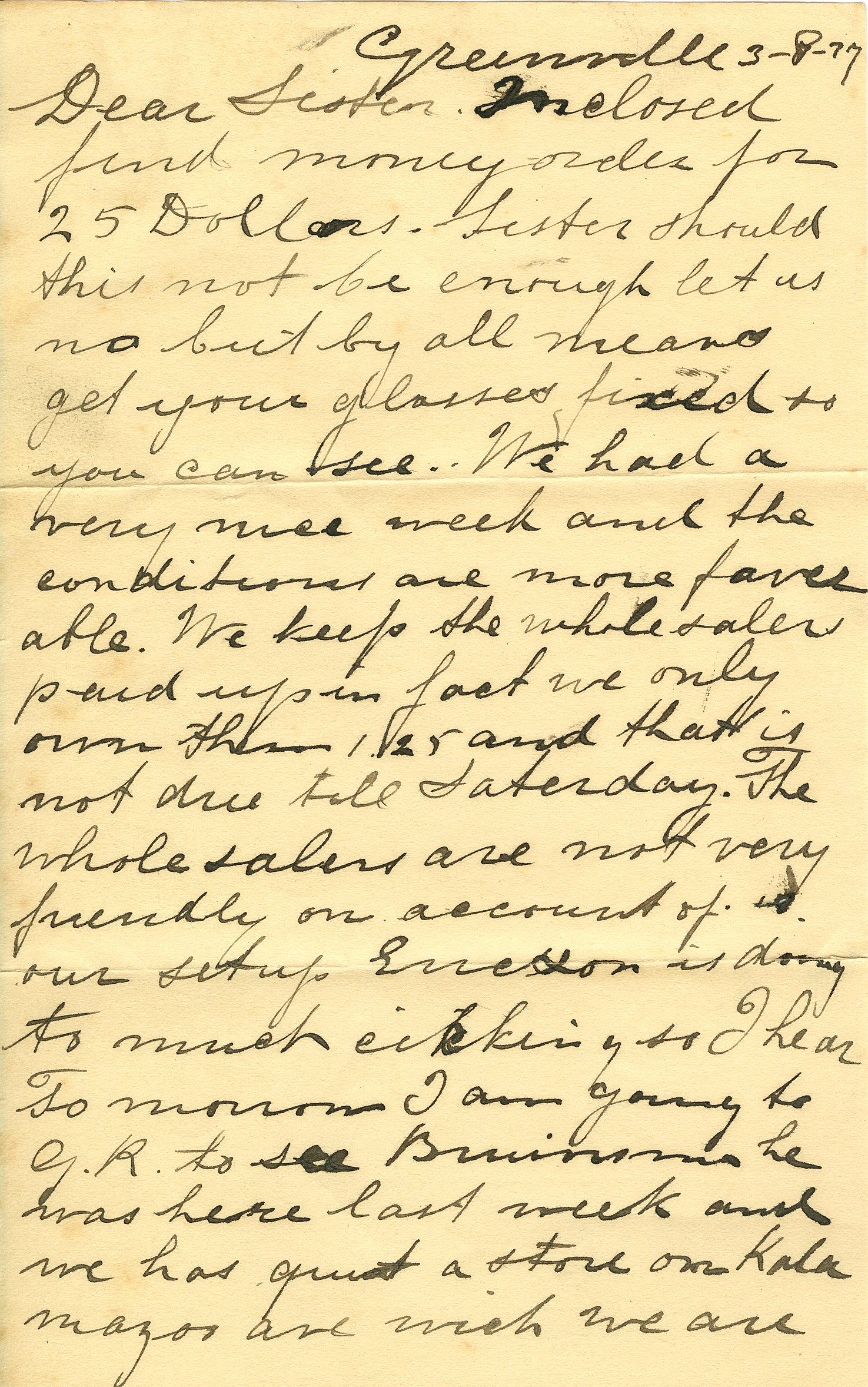 Correspondence-Hendrik to Johanna March 19370001.jpg